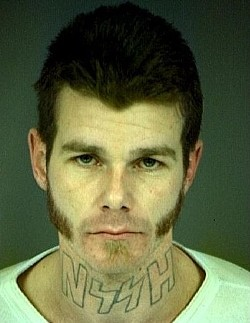 Walin in a 2011 mugshot. - FORTUNA POLICE DEPARTMENT