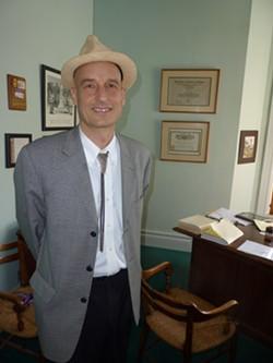 Attorney Peter Martin. - FILE