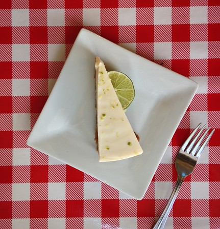 Key lime pie fit for Papa Hemingway. - JENNIFER FUMIKO CAHILL