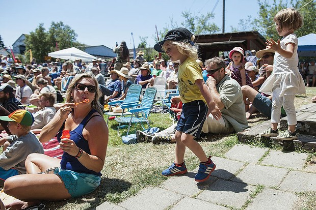 The Humboldt Folklife Festival - FILE PHOTO