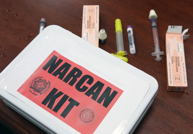 The use of Narcan appears to have prevented two Humboldt County overdose deaths in the last month. - PRESS OF AC