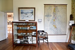 The Trinidad Museum. - DREW HYLAND
