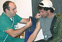 Public health officials say there's still time to get a flu shot. - FILE PHOTO