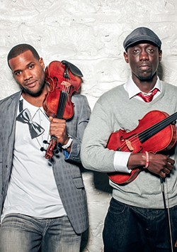 Black Violin - COURTESY OF THE ARTISTS