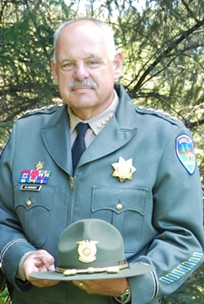 Sheriff Mike Downey - COURTESY OF THE SHERIFF'S OFFICE