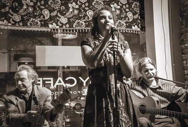 French Oak Gypsy Band - COURTESY OF THE ARTIST
