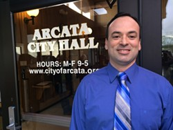 Brett Watson - COURTESY OF THE CITY OF ARCATA