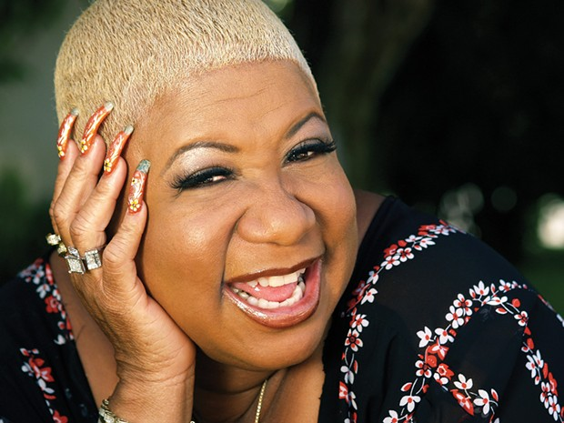 COURTESY OF LUENELL