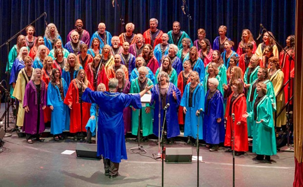 Arcata Interfaith Gospel Choir - COURTESY OF THE ARTISTS