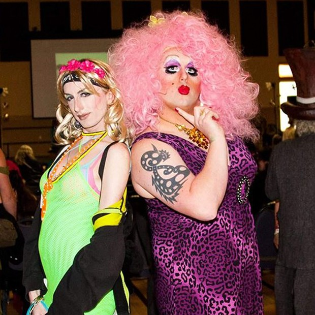Anita Lemonparty and Nova Six of Spectrum Presents - SUBMITTED