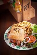 The Western Cheeseburger - AMY KUMLER