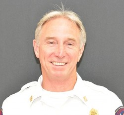 Capt. Lon Winburn - FORTUNA FIRE DEPARTMENT WEBSITE
