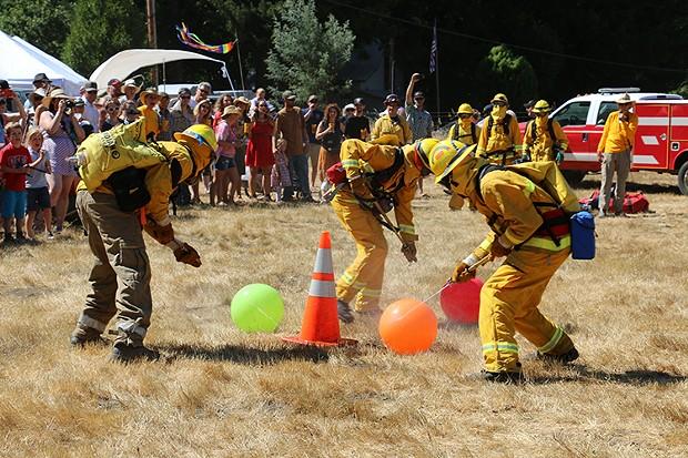 Honeydew Volunteer Fire Company - PHOTO BY JENNIFER SAVAGE