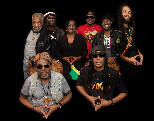 The Wailers - SUBMITTED