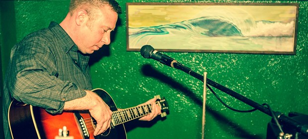 Holus Bolus plays Mad River Brewing Co. Friday, Sept. 22 at 6 p.m. (free) - COURTESY OF THE ARTISTS