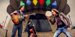Homenaje plays the Arcata Playhouse at 8 p.m. on Sunday, Sept. 24. - COURTESY OF THE ARTISTS
