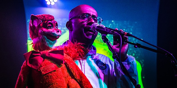 David Liebe Hart plays the Miniplex on Monday, Oct. 23 at 9 p.m. - PHOTO BY CHAD COOPER
