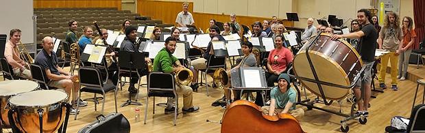 HSU Wind Ensemble - SUBMITTED