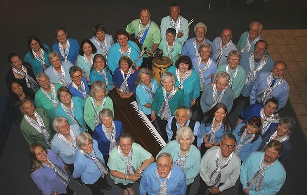 McKinleyville Community Choir - SUBMITTED
