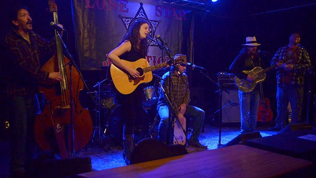 Kindred Spirits play the Logger Bar Friday, Dec. 15 at 9 p.m. (free). - SUBMITTED