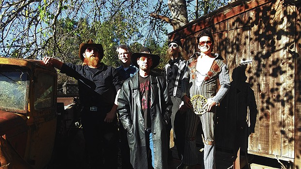 Psychedelvis and The Rounders play The Logger Bar Dec. 31 at 9 p.m. (free). - COURTESY OF THE ARTISTS