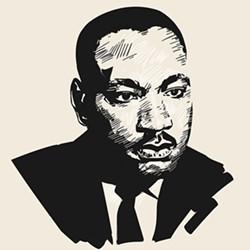 Dr. Martin Luther King Jr - SHUTTERSTOCK