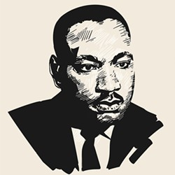 Dr. Martin Luther King Jr - SHUTTERSTOCK