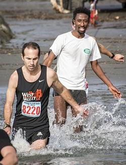 Trinidad to Clam Beach Run - PHOTO BY MARK LARSON