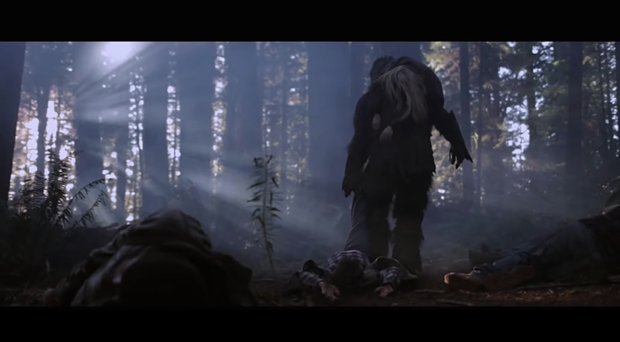 FROM THE PRIMAL RAGE TRAILER