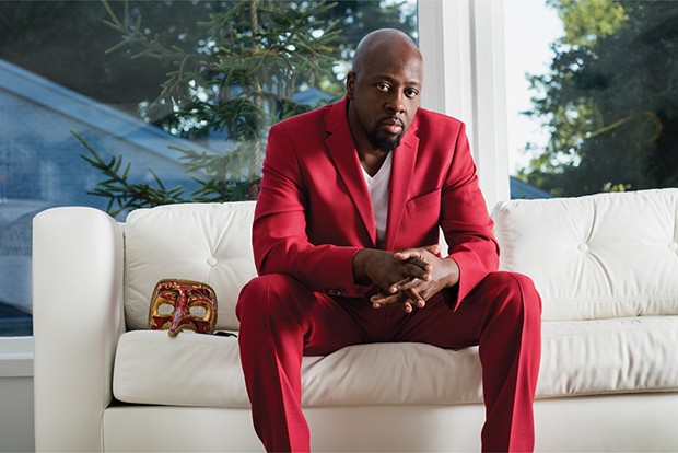 Wyclef Jean - SUBMITTED