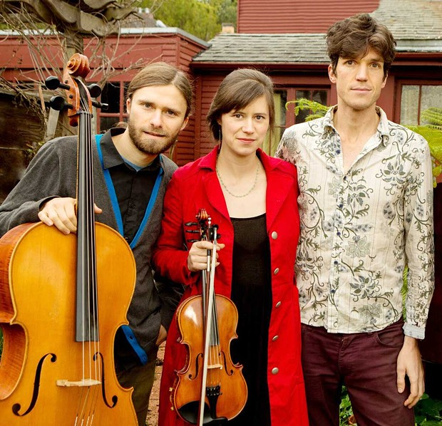 The Bee Eaters play the Arcata Playhouse on Friday, March 30 at 7:30 p.m. - PHOTO BY DAVE WEILAND