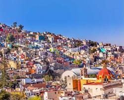 Guanajuato, Mexico. - BILL PERRY