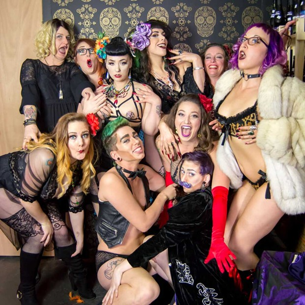 Rag Doll Revue - SUBMITTED