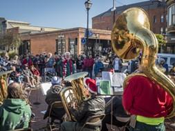 Tuba Christmas 2016