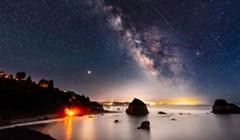 Stargazing on <br>the North Coast