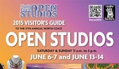 North Coast Open Studios 2015