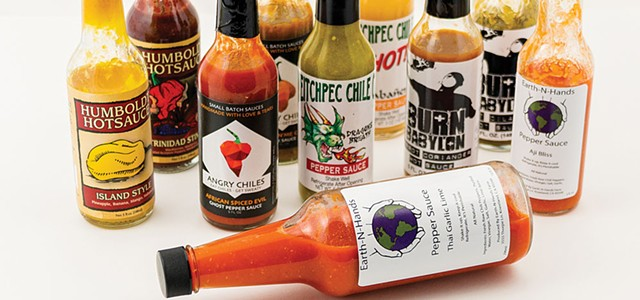 Hot Sauce is the Right Sauce