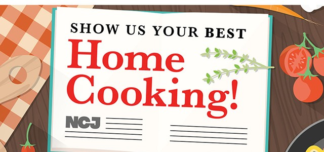 Show Us Your Best Home Cooking!