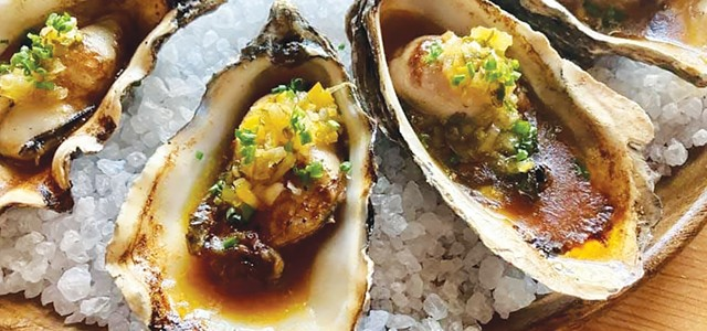 Choose Your Own Oyster Fest Adventure