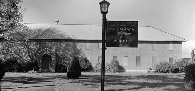 Deaths at Chemawa