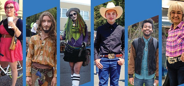 Photo Contest! Style, Humboldt Style