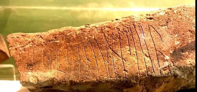 Runes in the Ruin
