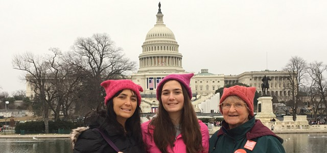 A Year After the Women's March