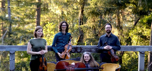 All Guts and Glory: An Interview with Sylvestris Quartet
