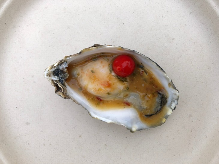 Best Oyster entries 2019