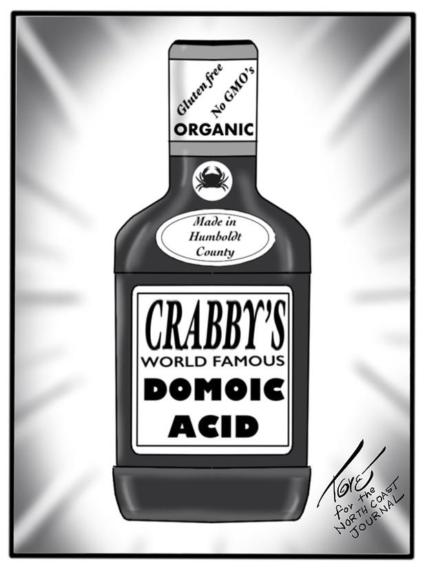 Crabby's World-Famous Domoic Acid