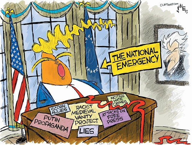 The National Emergency
