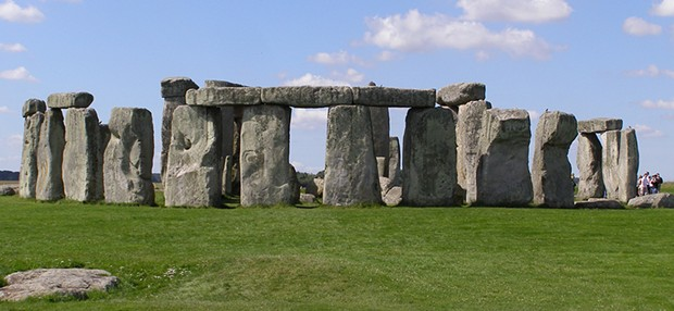 Before they could build Stonehenge, our ancestors had to give up hunting, gathering and — according to some — free love.
