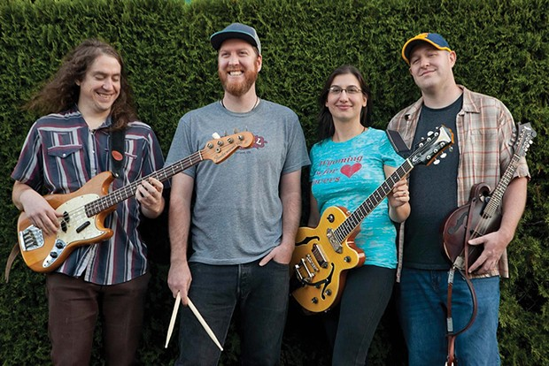 Far Out West plays The Jam at 9 p.m. Friday.