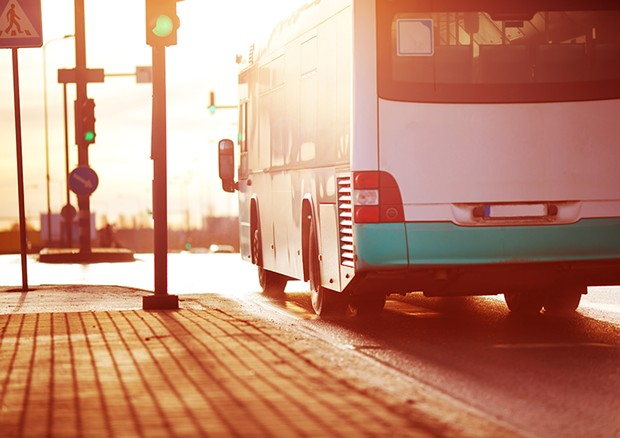 More public transportation options have been identified as one possible avenue to reducing local carbon emissions.